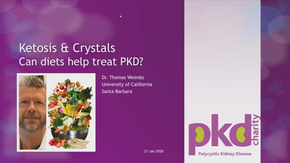 Ketosis and Crystals: Can diets help treat polycystic kidney disease (PKD)