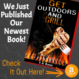 Get Outdoors and Grill Book