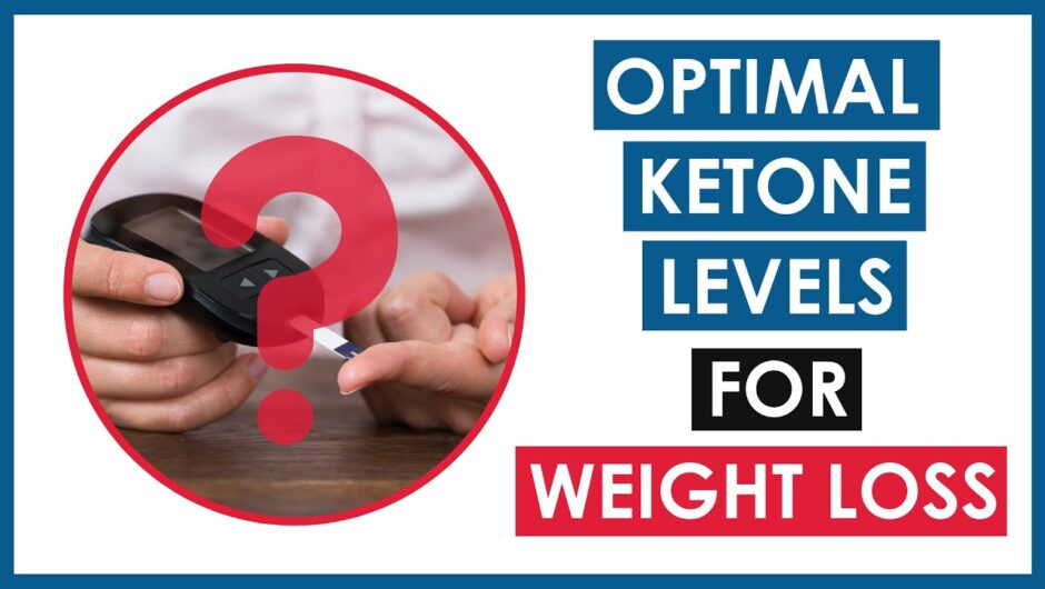 Ketosis: What is the ideal blood ketone level for weight loss?