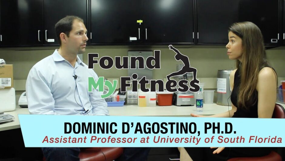 Dominic D'Agostino, Ph.D. on Modified Atkins Diet, Keto-Adaptation, Ketosis & More