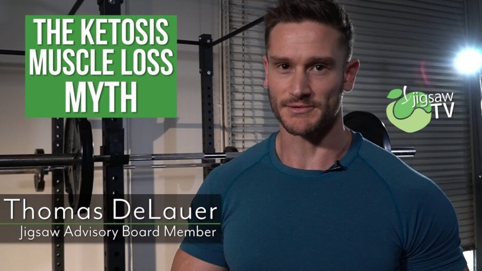 The Ketosis Muscle Loss Myth | #ScienceSaturday