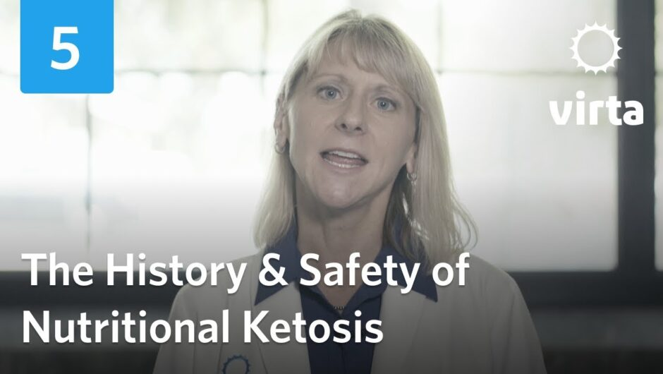 Dr. Hallberg on the History & Safety of Nutritional Ketosis (Ch 5)