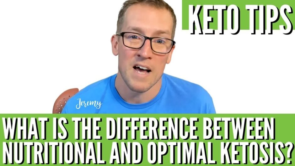 The Difference Between Nutritional Ketosis & Optimal Ketosis 🤔