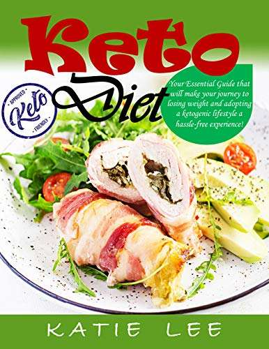 120° – Keto Diet: Your Essential Guide to losing weight and adopting a ketogenic lifestyle. Kindle Edition – Free @ Amazon