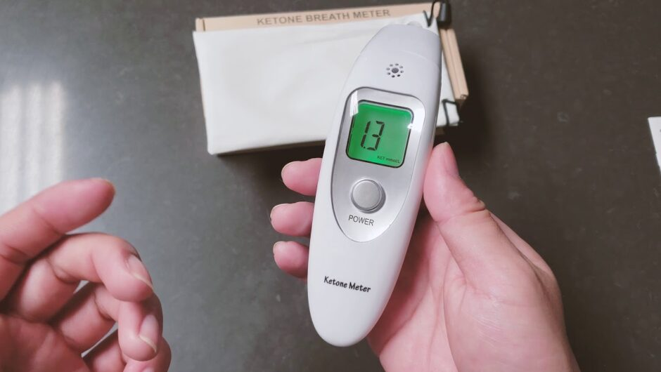 $49 Amazon Ketone Ketosis Keto Breath Meter Review – Do They Work?
