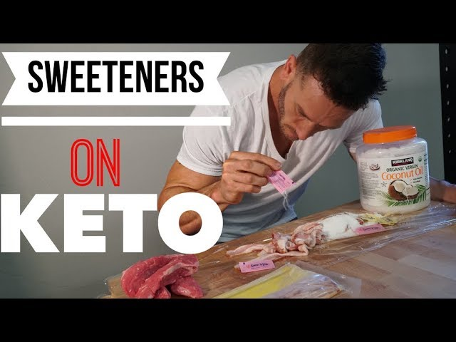 Keto Diet Tip: How Artificial Sweeteners Affect Ketosis- Thomas DeLauer