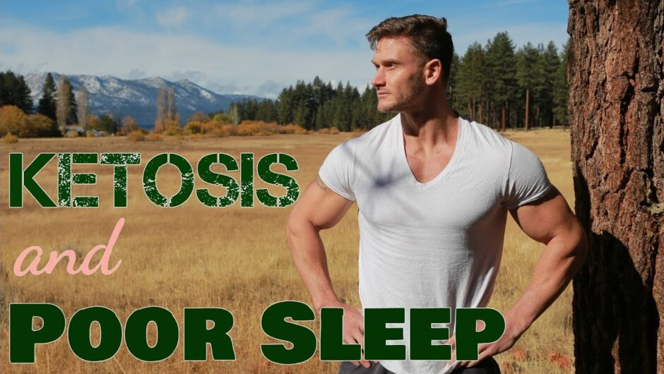 Ketosis and Energy: Do Low Carb Diets Affect Sleep: Thomas DeLauer