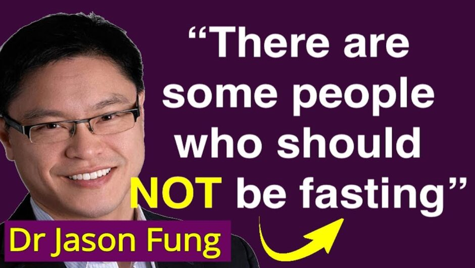 Dr Jason Fung on Ketosis, What you can Eat while Fasting