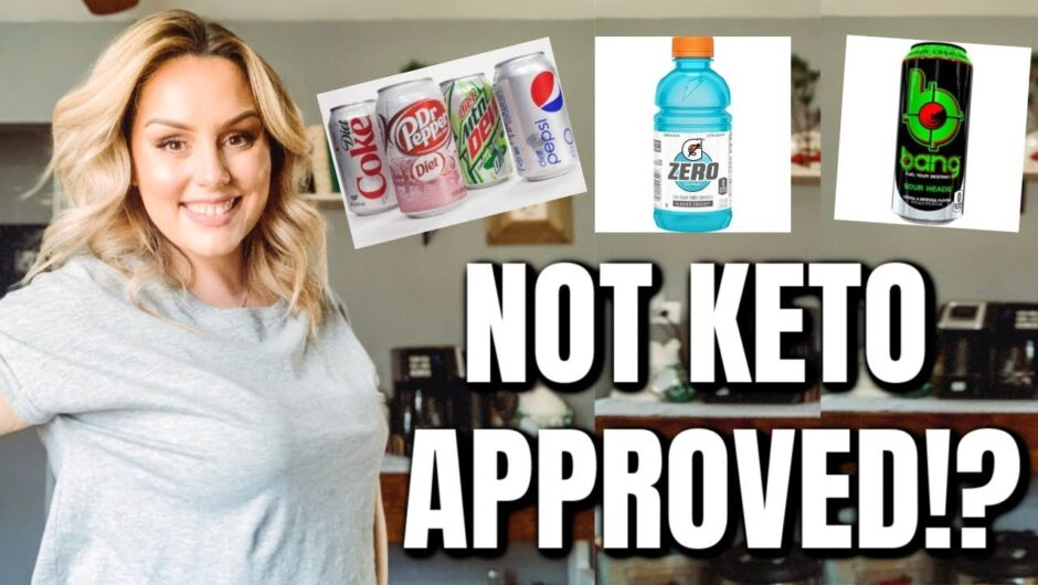 🚫 KICKED OUT OF KETOSIS ? / HOW TO GET INTO KETOSIS FAST! / DANIELA DIARIES