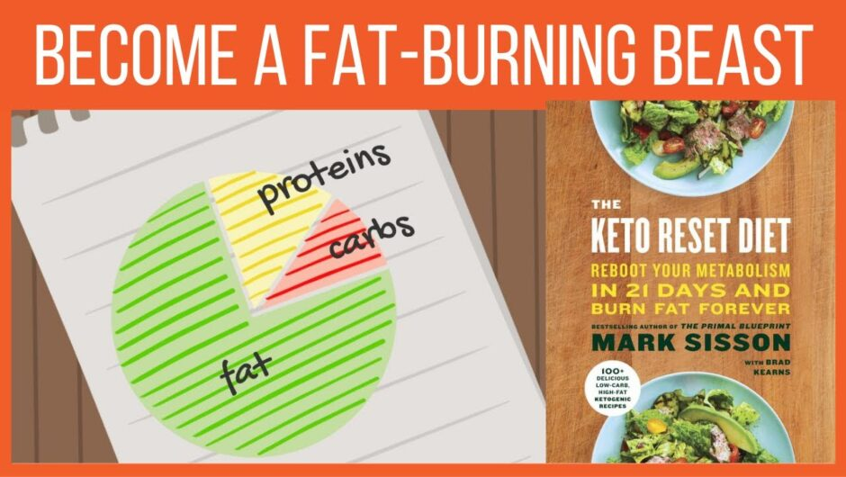 The Keto Reset Diet Mark Sisson – An easy transition to nutritional ketosis