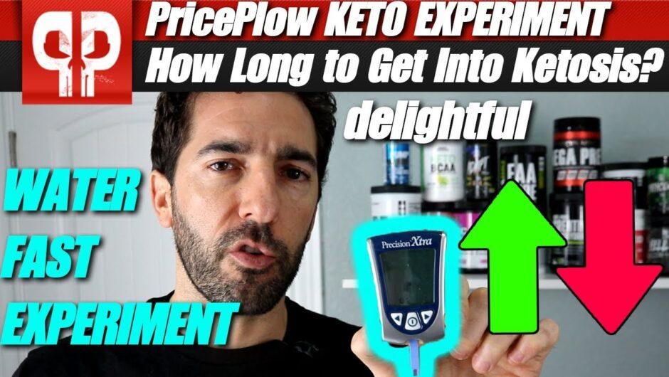 How Long to Get Into Ketosis? (Low Carber on a Water Fast)